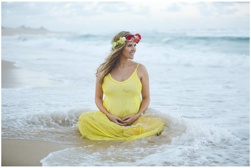 Sunshine Coast maternity session