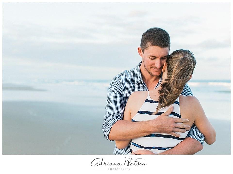 Sunshine Coast engagement session - Tim Irina