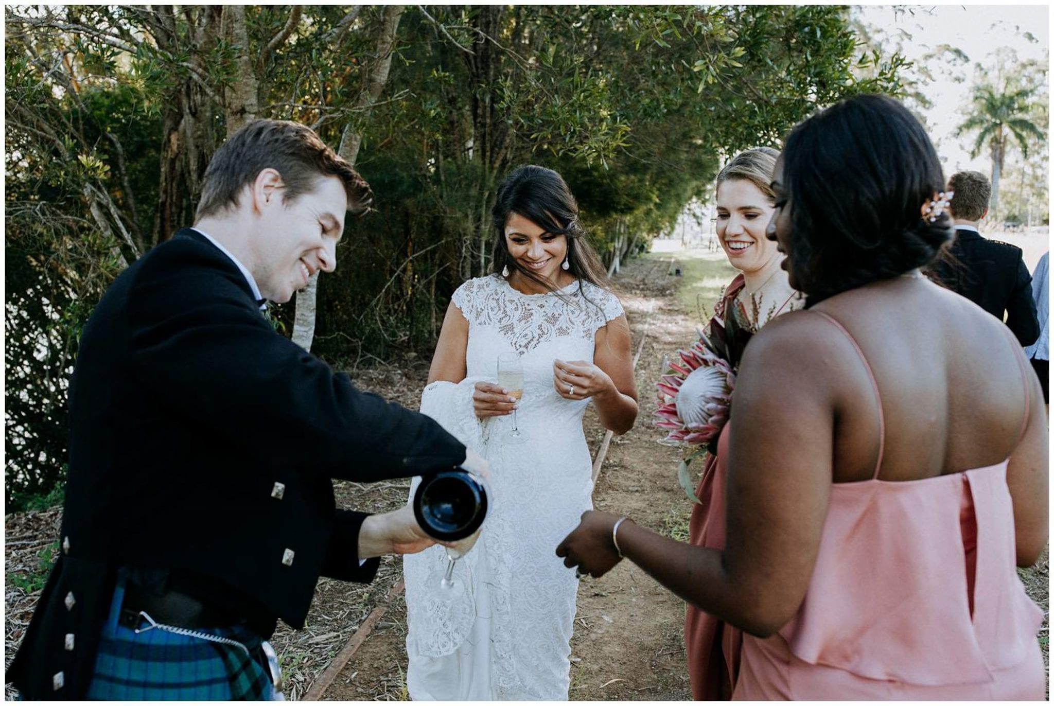The Rocks Yandina Wedding Venue