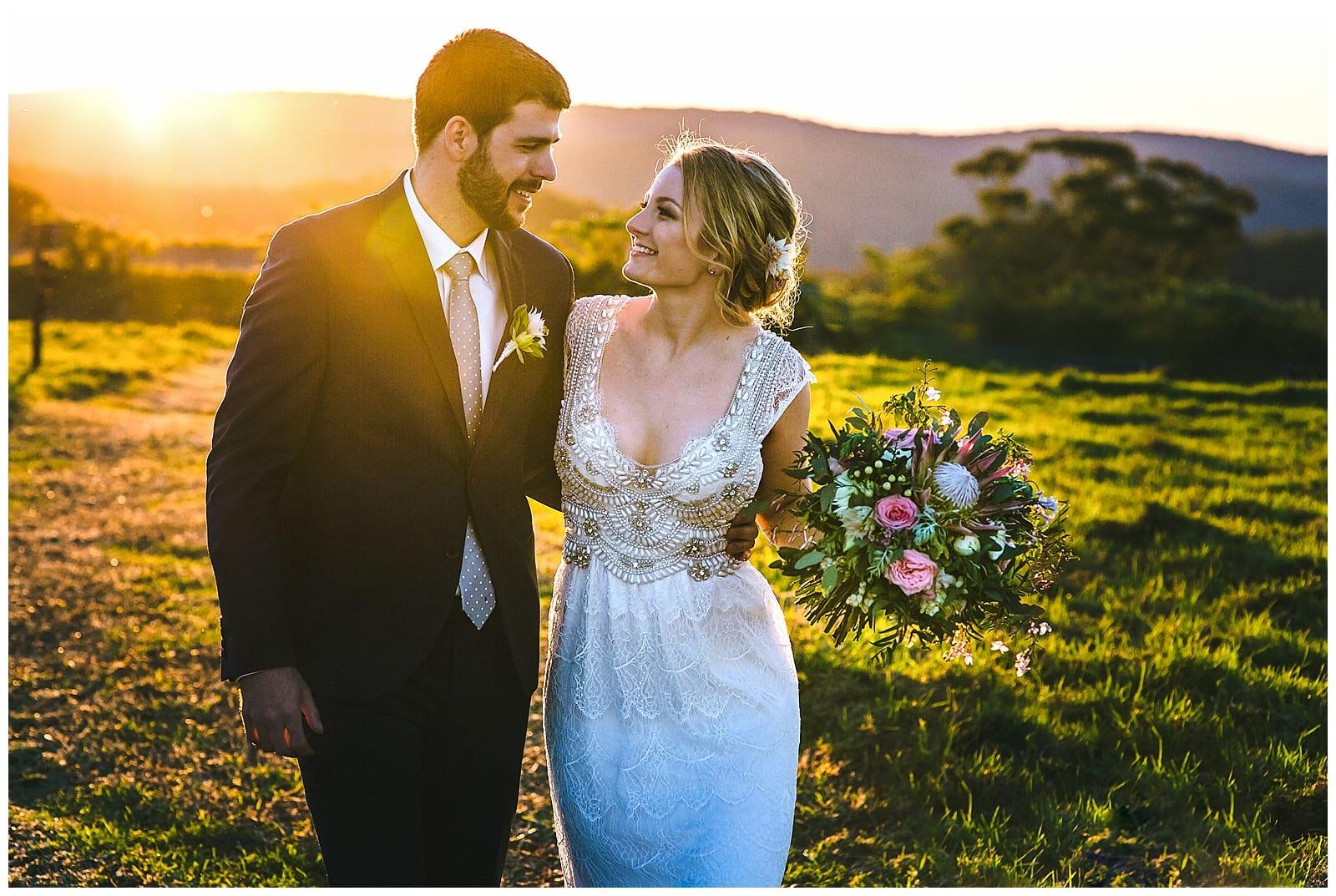 Mount Mee wedding